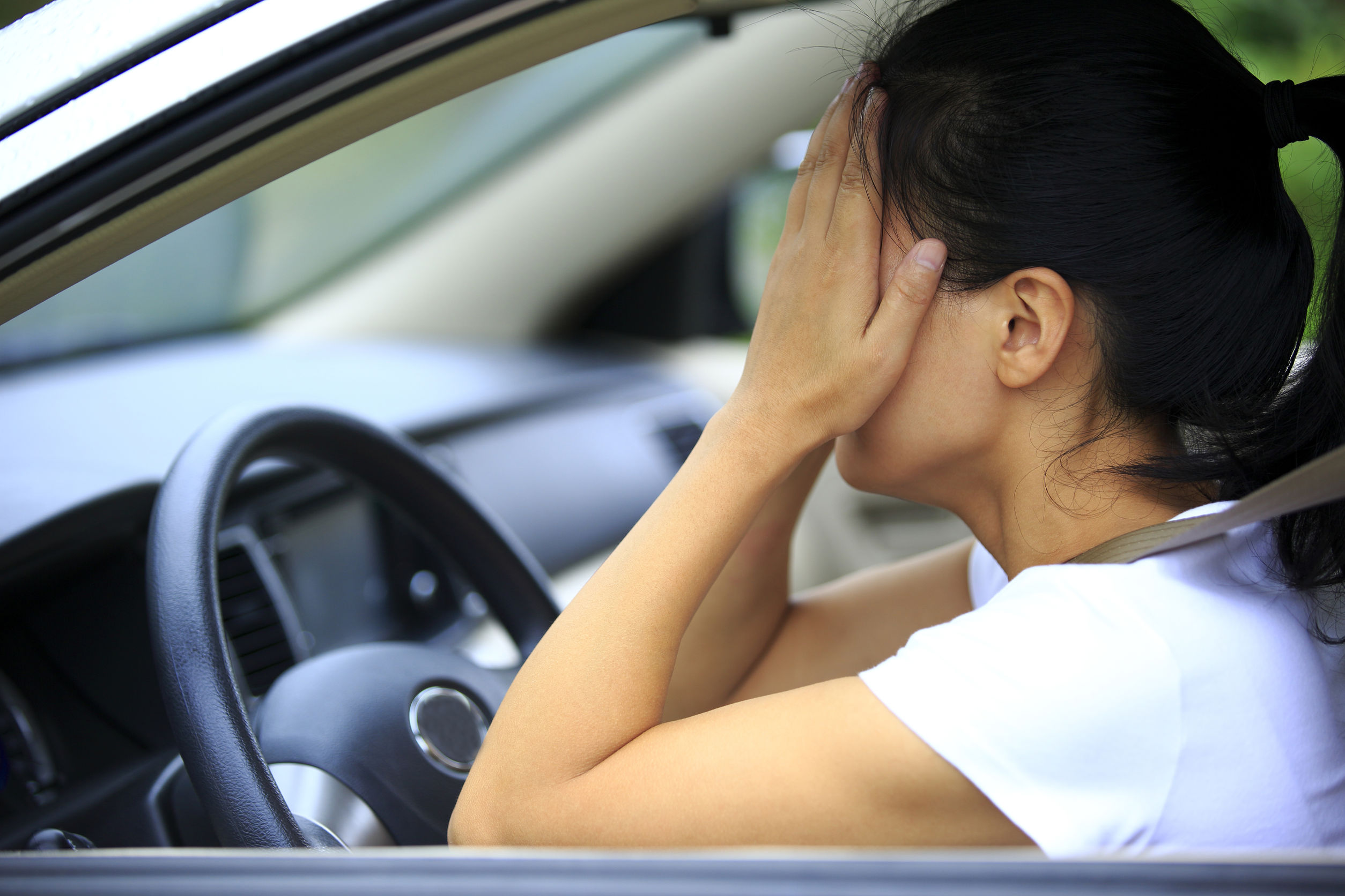 How To Overcome Driving Anxiety