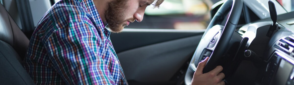 Overcoming Driving Anxiety