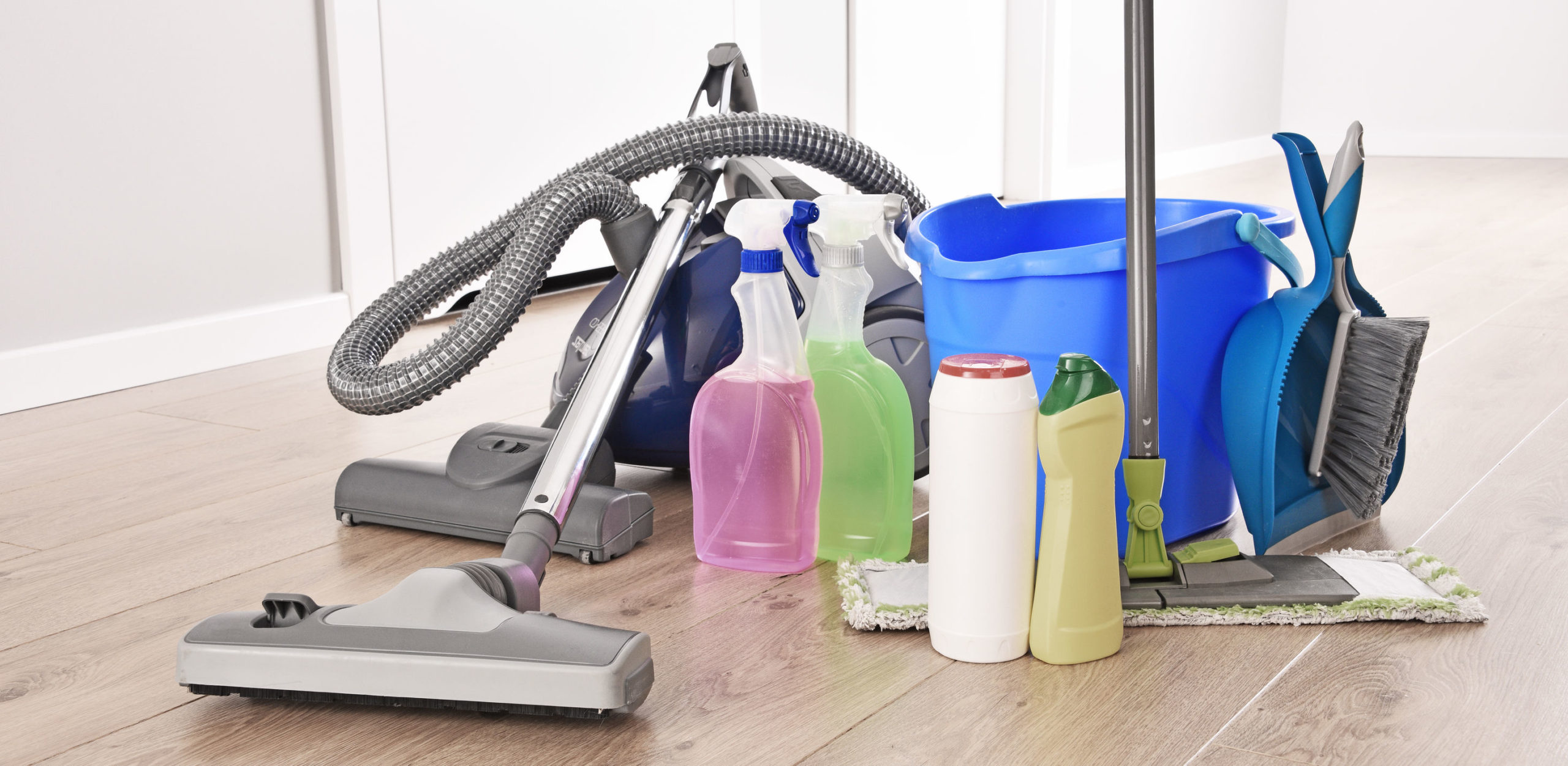 What equipment do I need to start a cleaning business