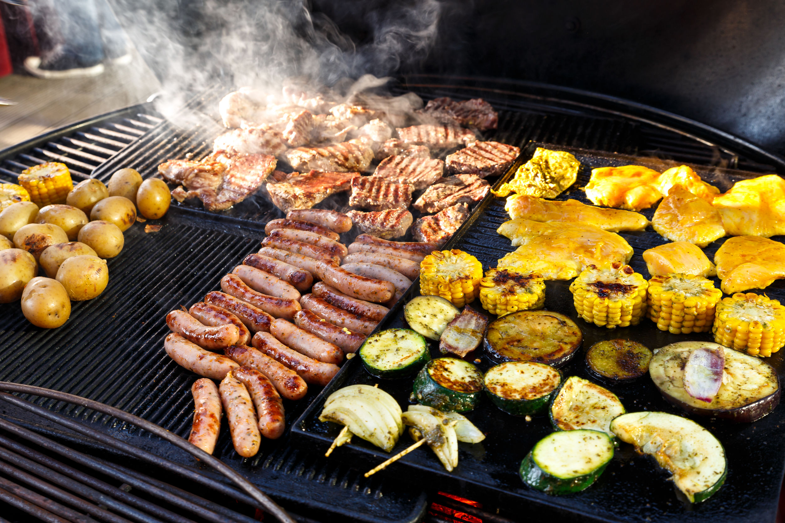 Food Hygiene Requirements For BBQs