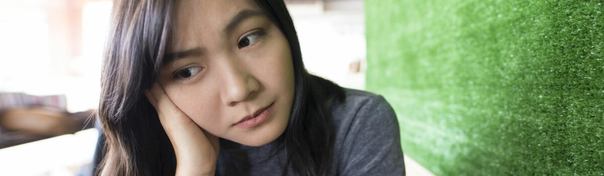 Suffering From Prosopagnosia