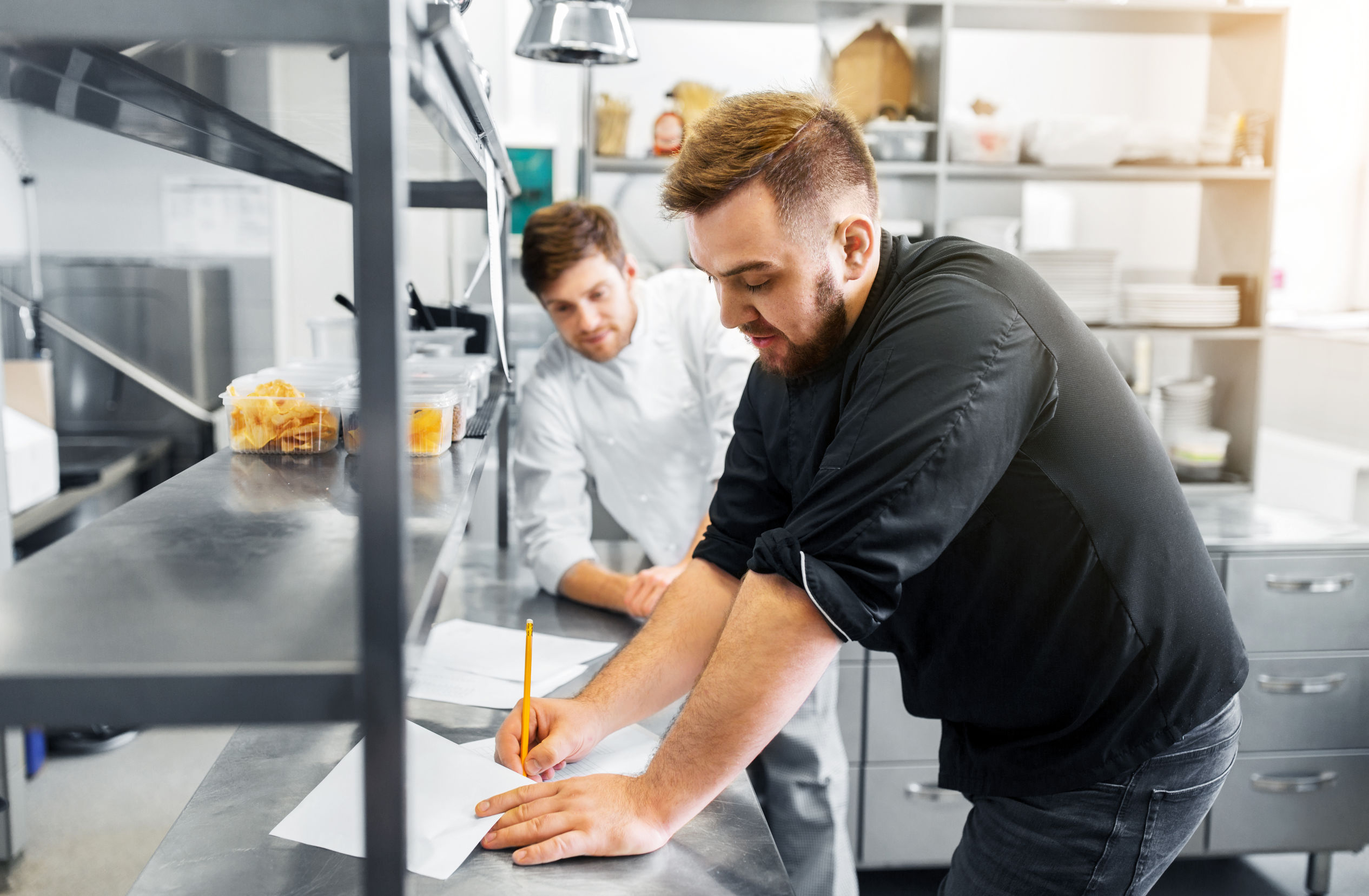 The importance of stocktaking in hospitality