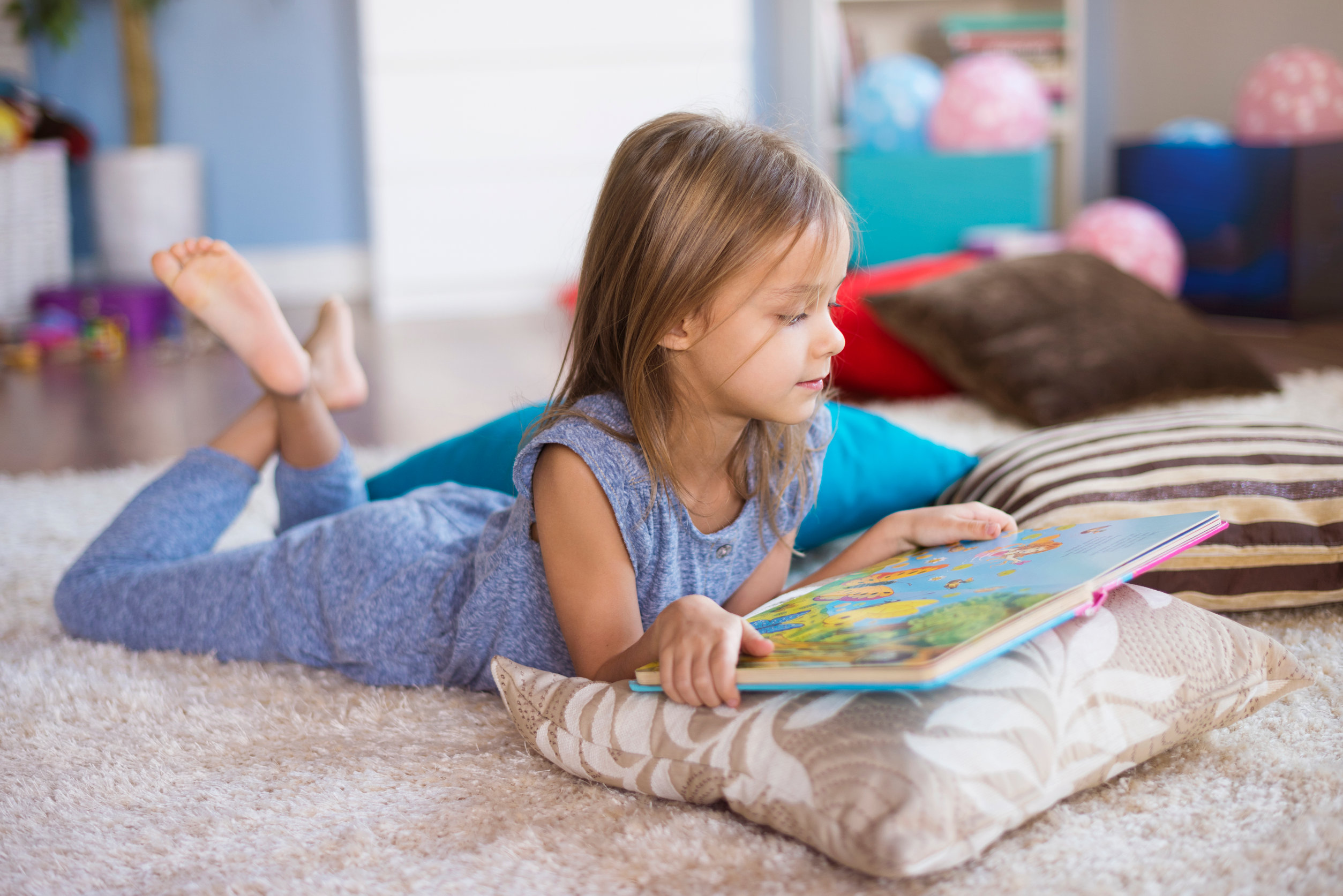 Why Is Reading So Important For Children