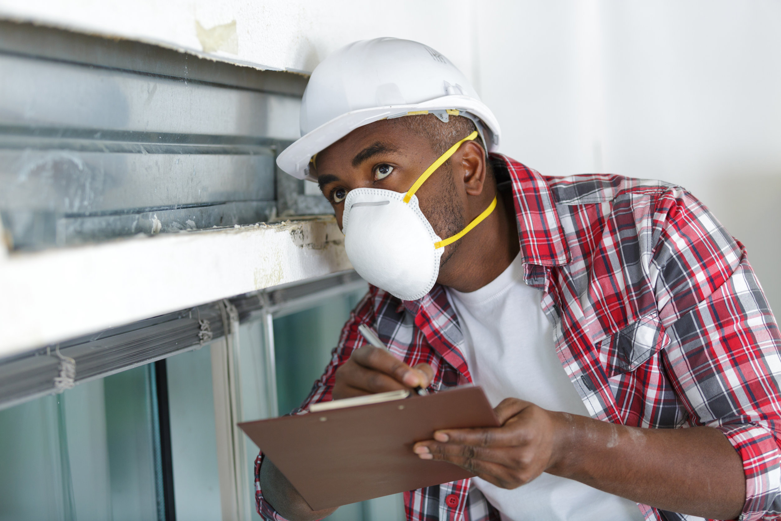 What is an asbestos survey