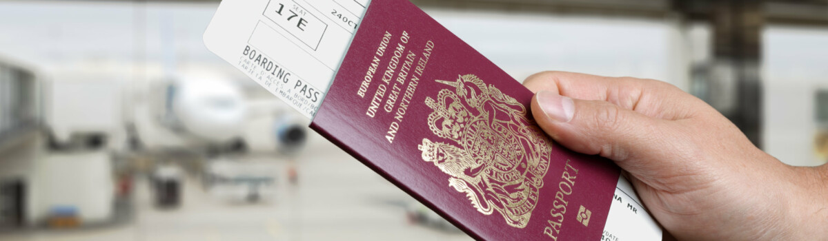 Passports are now going to return to be blue
