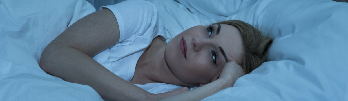 Sleep problems can be an early sign of psychosis