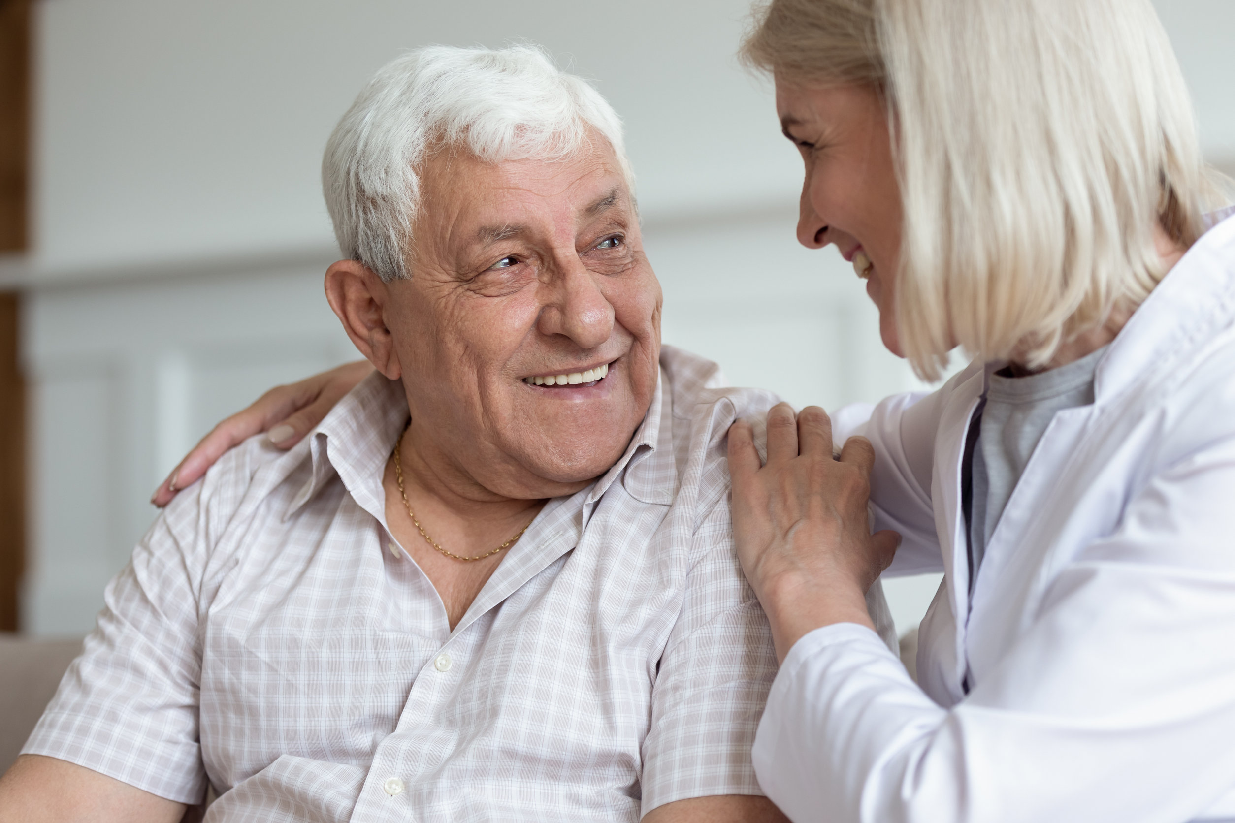 Effective communication in health and social care