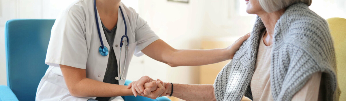 Reassuring a patient is a form of non-verbal communication