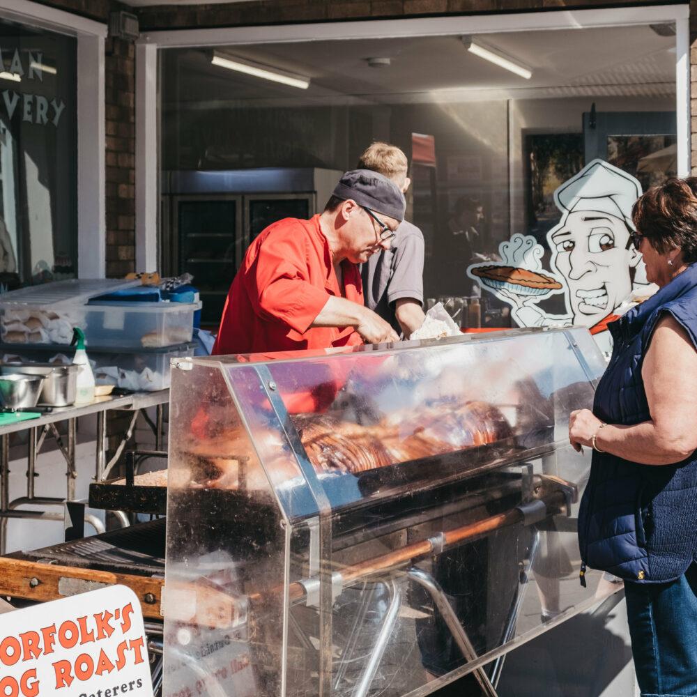 Setting up a Hog Roast Business