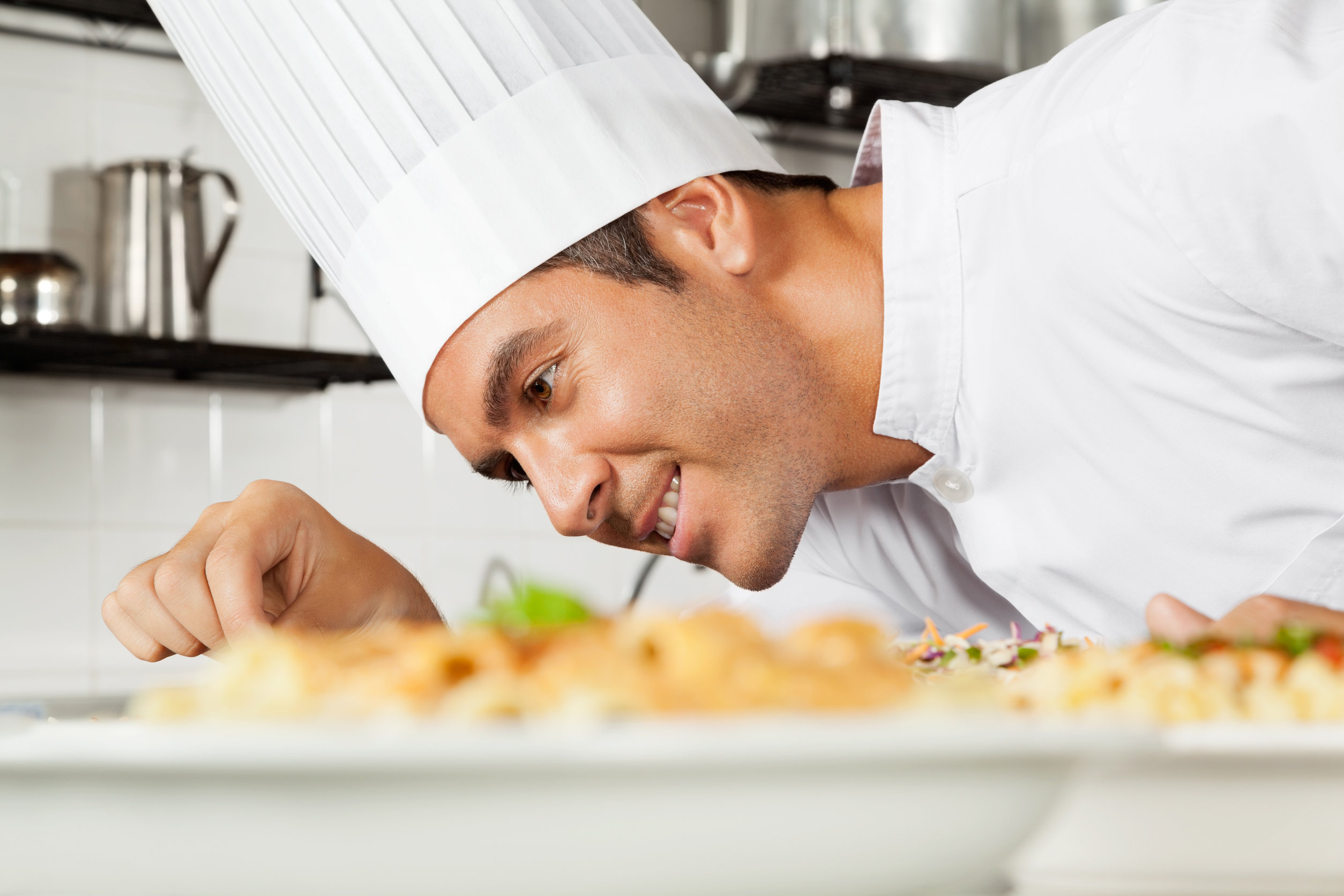 What is a chef hierarchy
